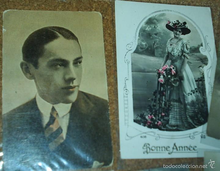 Postales: POSTALES LOTE DE 20- AÑOS 1911-15-20-22-30-45 - NIÑOS -SEÑORITAS ELEGANTES -ACTORES-MUY BONITAS - Foto 8 - 56747325