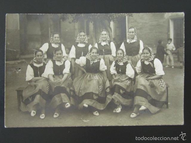 POSTAL FOTOGRÁFICA ESPAÑA. TRAJES REGIONALES. (Postales - Varios)