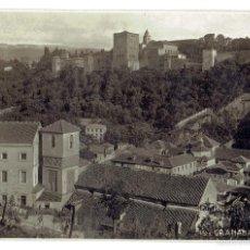 Postales: PS6702 GRANADA 'LA ALHAMBRA'. FOTOGRÁFICA. CIRCULADA. 1942. Lote 56915676
