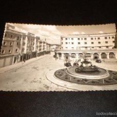 Postales: POSTAL JAEN - PLAZA OCA DE LA PIÑERA, COCHES / Nº 13 / 1960 / SICILIA. Lote 57020995