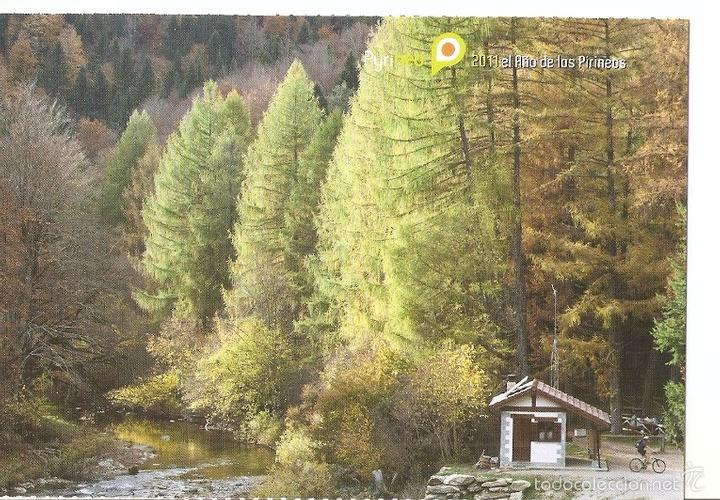 POSTAL 049850 : PYRINEO. 2011 AÑO DE LOS PIRINEOS (Postales - Varios)