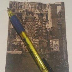 Postales: RARA POSTAL VIRGEN DEL ROSARIO PATRONA DE LA CIUDAD DE CADIZ PRINCIPIO SIGLO XX , ANTES DE LA QUEMA. Lote 57164303