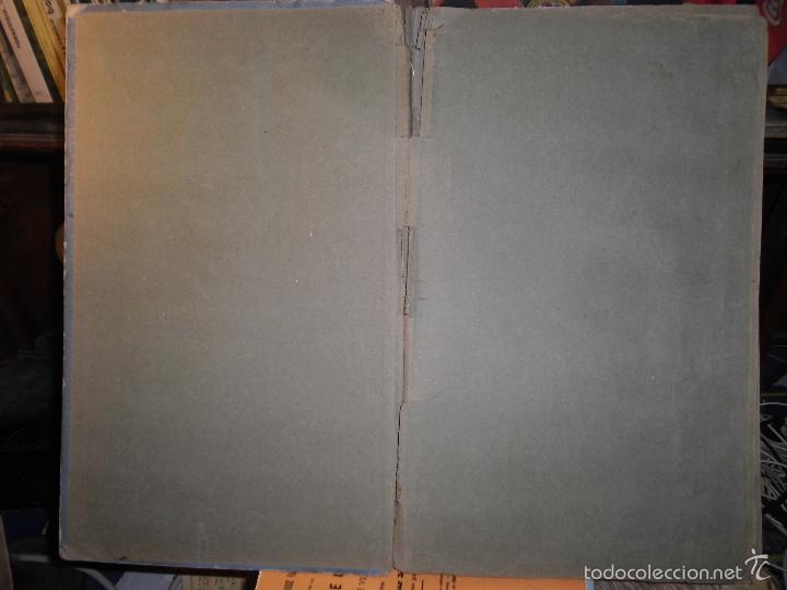 Postales: ALBUM ANTIGUO POSTALES CINE CHOCOLATE AMATLLER MARCA LUNA BARCELONA - Foto 3 - 55024786