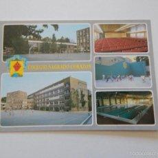 Postales: COLEGIO SAGRADO CORAZÓN. HH. CORAZONISTAS. Lote 57378360