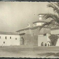 Postales: HUELVA - CONVENTO DE LA RABIDA - G. GARRABELLA - CIRCULADA - SELLO DESPRENDIDO -. Lote 57854732