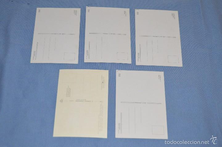 Postales: Lote 31 postales Sin circular, paisajes, castillos, ilustraciones, lotería, Mundial 82 - Buen estado - Foto 4 - 58217600