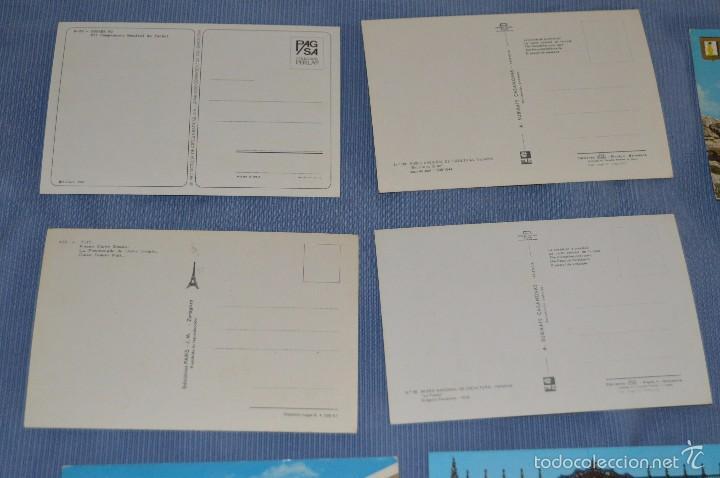 Postales: Lote 31 postales Sin circular, paisajes, castillos, ilustraciones, lotería, Mundial 82 - Buen estado - Foto 6 - 58217600