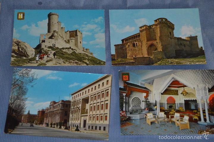 Postales: Lote 31 postales Sin circular, paisajes, castillos, ilustraciones, lotería, Mundial 82 - Buen estado - Foto 7 - 58217600