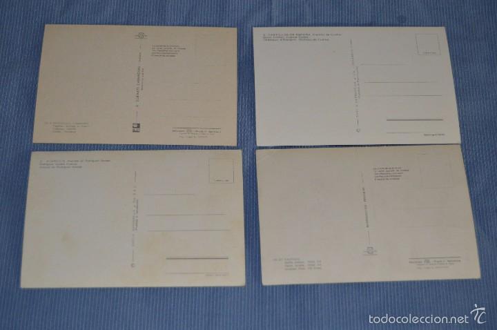 Postales: Lote 31 postales Sin circular, paisajes, castillos, ilustraciones, lotería, Mundial 82 - Buen estado - Foto 8 - 58217600