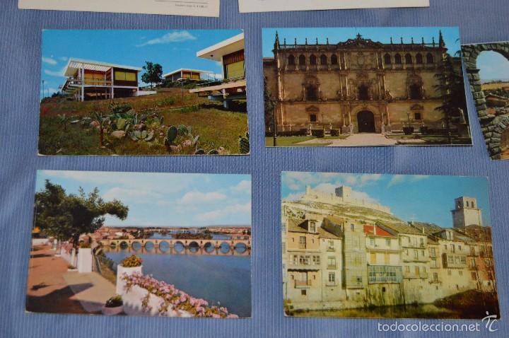 Postales: Lote 31 postales Sin circular, paisajes, castillos, ilustraciones, lotería, Mundial 82 - Buen estado - Foto 9 - 58217600
