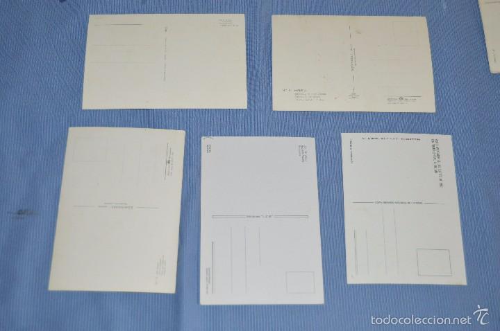Postales: Lote 31 postales Sin circular, paisajes, castillos, ilustraciones, lotería, Mundial 82 - Buen estado - Foto 16 - 58217600