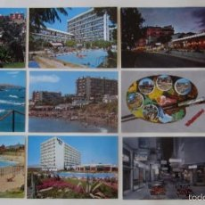 Postales: LOTE DE 10 POSTALES DE TORREMOLINOS. Lote 59001470