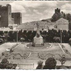 Postales: PRIEGO DE CÓRDOBA - MONUMENTO AL CORAZÓN DE JESÚS - Nº 2 ED. ARRIBAS. Lote 59148675