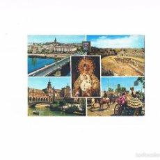 Postales: POSTAL ANTIGUA SEVILLA ESCRITA POR DETRAS DIVERSOS ASPECTOS. Lote 59154870