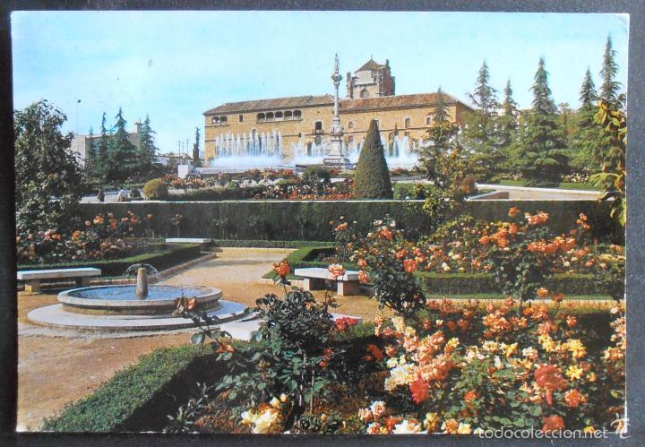 44146 postal escrita jardines de la fuente de comprar for Jardines triunfo granada