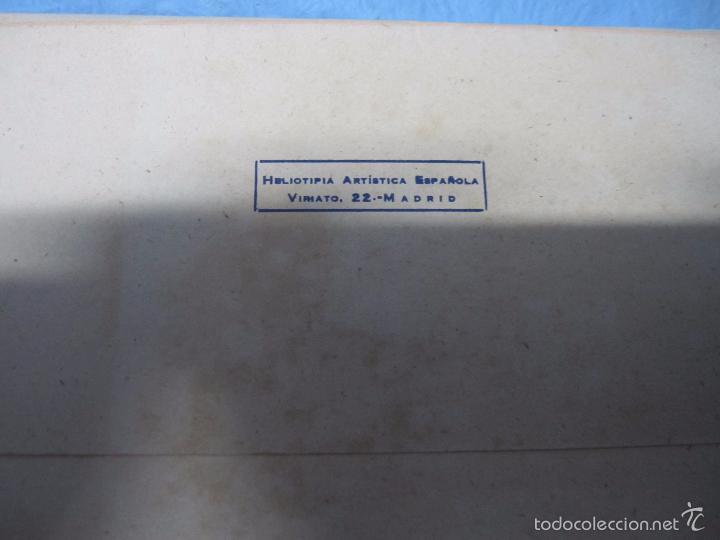 Postales: LIBRO DE POSTALES TEMATICAS SOBRE TOROS FIESTA NACIONAL ESPAÑOLA HELIOTIPIA ARTISTICA - Foto 9 - 60843647