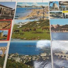 Postales: POSTALES DE DISTINTOS LUGARES DEL MUNDO AÑOS 70. Lote 61118733