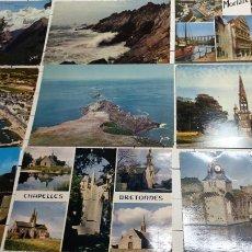 Postales: POSTALES DE DISTINTOS LUGARES DEL MUNDO AÑOS 70. Lote 61137335
