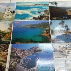 Postales: POSTALES DE DISTINTOS LUGARES DEL MUNDO AÑOS 70. Lote 61137875