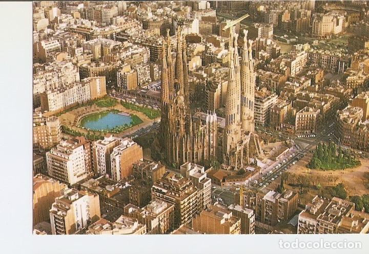 POSTAL 020711 : TEMPLO SAGRADA FAMILIA - BARCELONA (Postales - Varios)