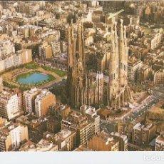 Postales: POSTAL 020711 : TEMPLO SAGRADA FAMILIA - BARCELONA. Lote 55547856