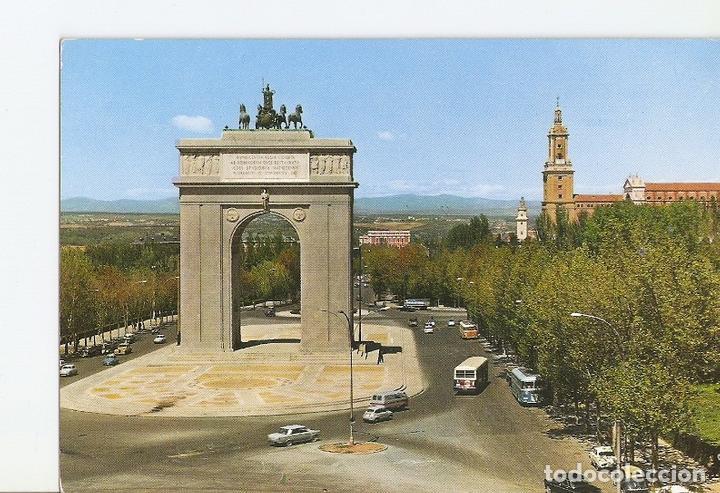 Postal 020903 Arco Del Triunfo Madrid Comprar En Todocoleccion
