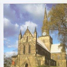 Postales: POSTAL 043227 : ST. CUTHBERTS CHURCH DARLINGTON. Lote 55632323