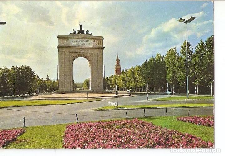 Postal 030978 Madrid Arco De Triunfo Comprar En Todocoleccion
