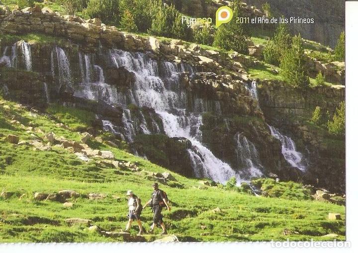 POSTAL 049848 : PYRINEO. 2011 AÑO DE LOS PIRINEOS (Postales - Varios)