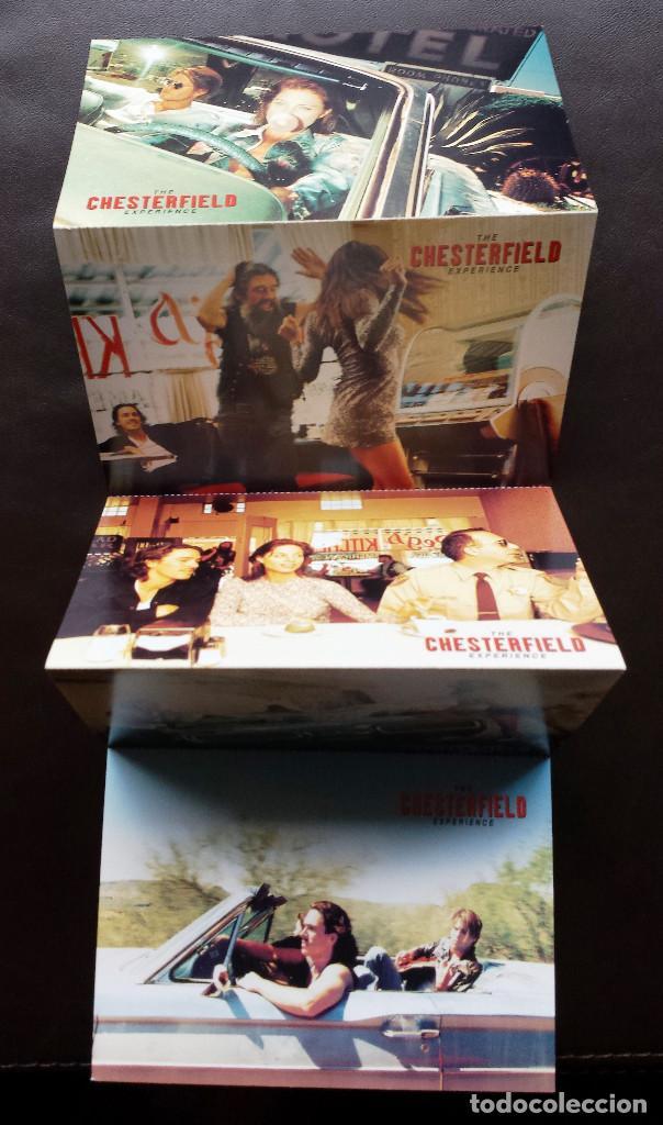 Postales: Tira Flyer Publicidad Tarjeta Tarjetas Postal Publicitaria CHESTERFIELD Experience - Foto 2 - 66929954