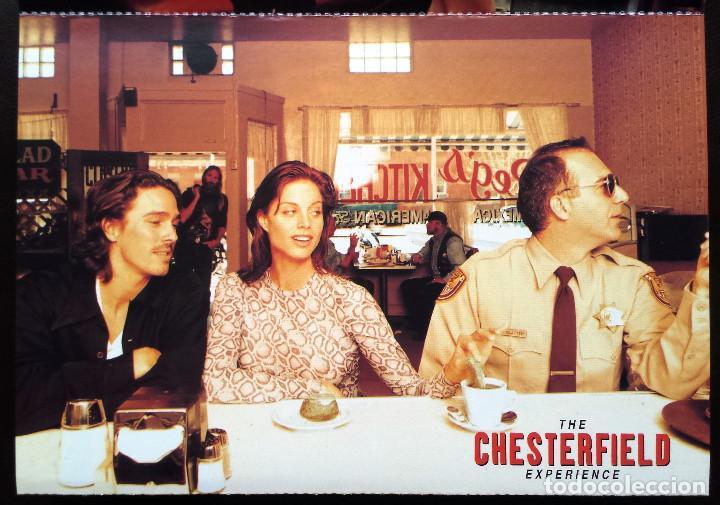 Postales: Tira Flyer Publicidad Tarjeta Tarjetas Postal Publicitaria CHESTERFIELD Experience - Foto 5 - 66929954