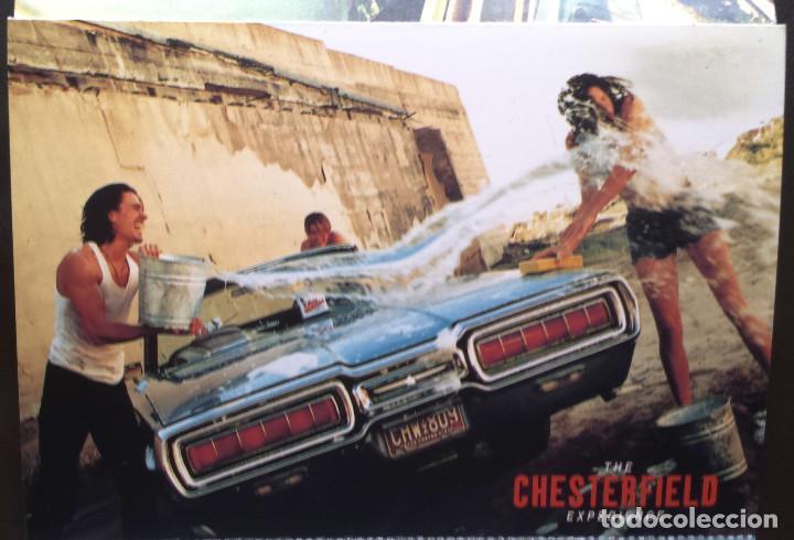 Postales: Tira Flyer Publicidad Tarjeta Tarjetas Postal Publicitaria CHESTERFIELD Experience - Foto 6 - 66929954