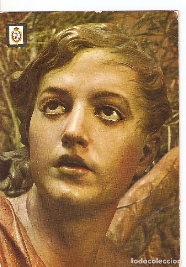 POSTAL 025081 : EL ANGEL. MUSEO SALZILLO (MURCIA) (Postales - Varios)