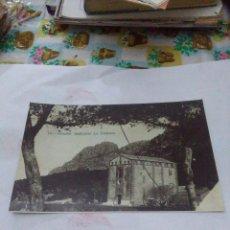 Postales: LAS POSTALES DEL AYER II. DIARIO DE MALLORCA. ALCUDIA SANTUARIO LA VICTORIA.. Lote 68812869