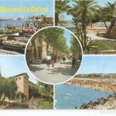 Postales: POSTAL 045095 : VILANOVA I LA GELTRU. Lote 69436909
