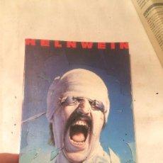 Postales: ANTIGUO BLOQUE DE POSTALES HELNWEIN POSTCARDBOOK TASCHEN AÑO 1992 . Lote 69974973