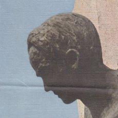 Postales: POSTAL 61993 : MONUMENTO A FEDERICO G. LORCA. FUENTE VAQUEROS (GRANADA). Lote 70051729