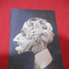 Postales: PRECIOSA POSTA CARICATURESCA DE ALFONSO XIII - DE COLECCION -. Lote 70318721