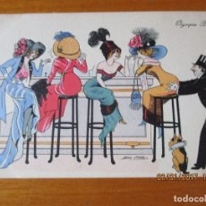 Postales: OLIMPIA BAR -DE XAVIER SAGER. Lote 71169205