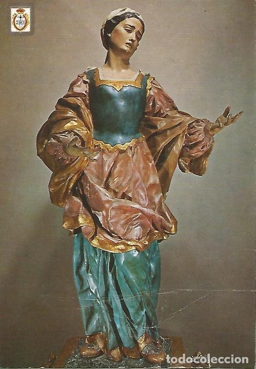 POSTAL 51804: MURCIA - MUSEO DE SALZILLO. LA VERONICA (Postales - Varios)