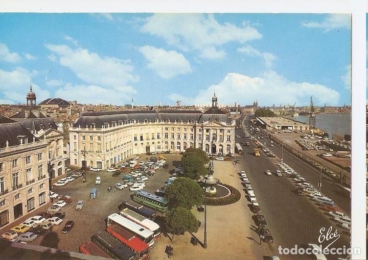 Postal 046533 Bordeaux Place De La Bourse Austrefois Place Royale