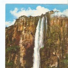 Postales: POSTAL 034739 : SALTO ANGEL - ANGEL WATERFALL (VENEZUELA). Lote 72359963
