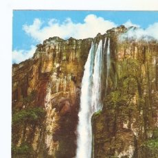 Postales: POSTAL 034764 : SALTO ANGEL (VENEZUELA). Lote 72359975