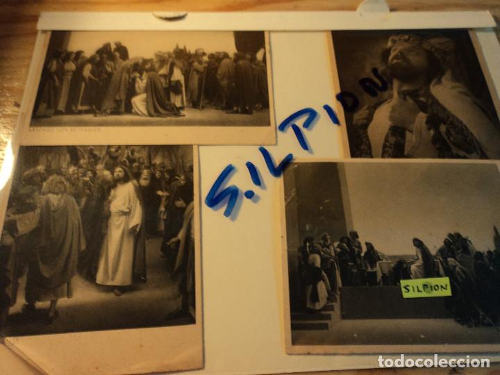 10 POSTALES OFFIZIELLE POSTKARTE PASSIONSSPIELE OBERAMMERGAU 1930 (Postales - Varios)