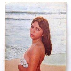 Postales: TARJETA EROTICA. SU HOROSCOPO. . Lote 80297821