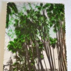 Postales: CINCO POSTALES DE MÁLAGA SIN CIRCULAR. AÑOS 1958-59 -60.. Lote 81201112
