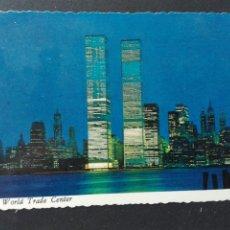 Postales: TORRES GEMELAS WORLD TRADE CENTER. Lote 82478126
