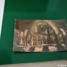 Postales: POSTAL DE CÓRDOBA. AÑOS 40. PATIO DEL MARQUÉS DE VIANA. GARCÍA GARRABELLA. Lote 83559240