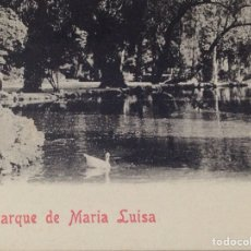Postales: SEVILLA PARQUE DE MARÍA LUISA COL. CHAPARTEGUY. Lote 83969456