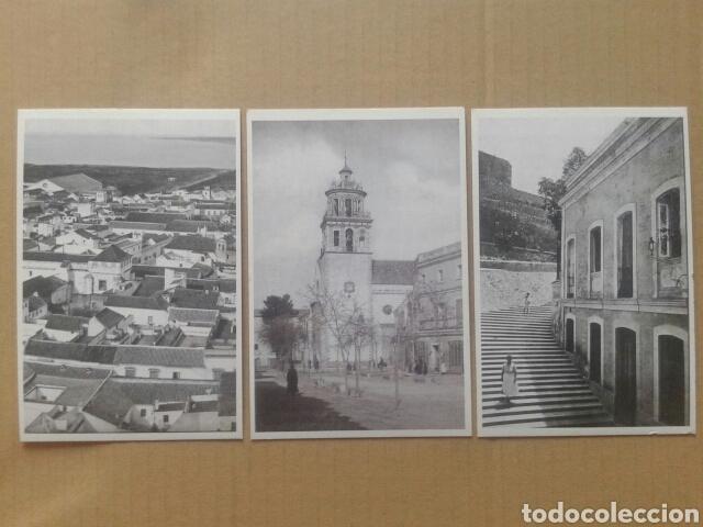 Postales: 24 postales históricas de Sanlúcar de Barrameda. Reproduccciones en formato postal (B/N y color) - Foto 3 - 84056947